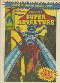 Cover Thumbnail for Marvel Super Adventure (Marvel UK, 1981 series) #3