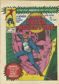 Cover Thumbnail for Marvel Super Adventure (Marvel UK, 1981 series) #6