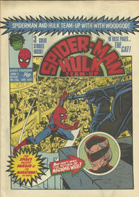Cover Thumbnail for Spider-Man and Hulk Weekly (Marvel UK, 1980 series) #430