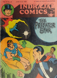 Cover Thumbnail for Indrajal Comics (Bennet, Coleman & Co., 1964 series) #v22#23 [566]