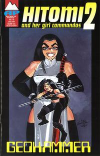 Cover Thumbnail for Hitomi II (Antarctic Press, 1993 series) #10