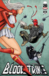 Cover Thumbnail for Bloodstrike (Image, 2012 series) #32