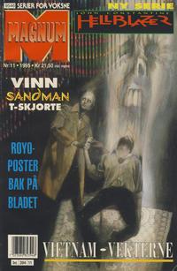Cover Thumbnail for Magnum (Bladkompaniet / Schibsted, 1988 series) #11/1995