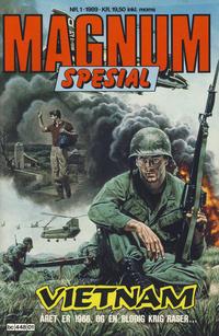 Cover Thumbnail for Magnum Spesial (Bladkompaniet / Schibsted, 1988 series) #1/1989