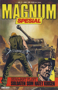 Cover Thumbnail for Magnum Spesial (Bladkompaniet / Schibsted, 1988 series) #5/1989