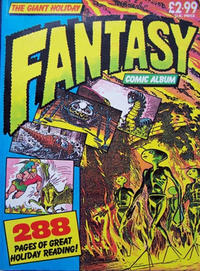 Cover Thumbnail for The Giant Holiday Fantasy Comic Album (Hawk Books, 1989 series)