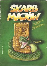 Cover Thumbnail for Skarb Majów (Krajowa Agencja Wydawnicza, 1989 series)