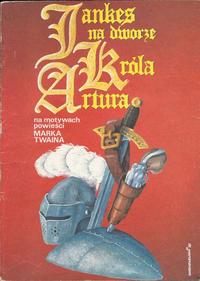 Cover Thumbnail for Jankes na dworze króla Artura (Krajowa Agencja Wydawnicza, 1989 series)