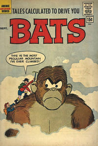 Cover Thumbnail for Tales Calculated to Drive You Bats (Archie, 1961 series) #6 [Canadian Price Variant]