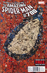 Cover Thumbnail for The Amazing Spider-Man (Marvel, 1999 series) #700 [Newsstand]