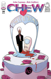 Cover Thumbnail for Chew (Image, 2009 series) #30