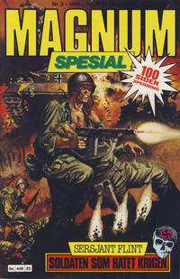 Cover Thumbnail for Magnum Spesial (Bladkompaniet, 1988 series) #3/1990