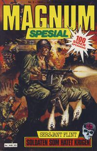 Cover Thumbnail for Magnum Spesial (Bladkompaniet / Schibsted, 1988 series) #3/1990