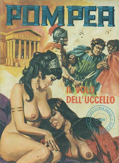 Cover for Pompea (Edifumetto, 1972 series) #v2#4