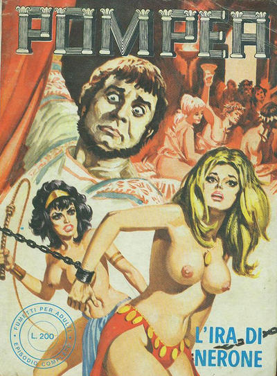 Cover for Pompea (Edifumetto, 1972 series) #v2#11