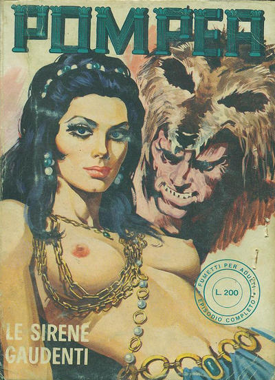 Cover for Pompea (Edifumetto, 1972 series) #v2#13