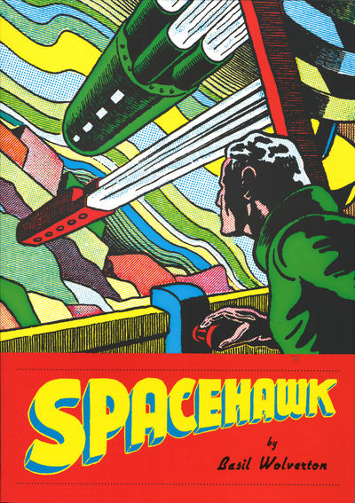 Cover for Spacehawk (Fantagraphics, 2012 series)