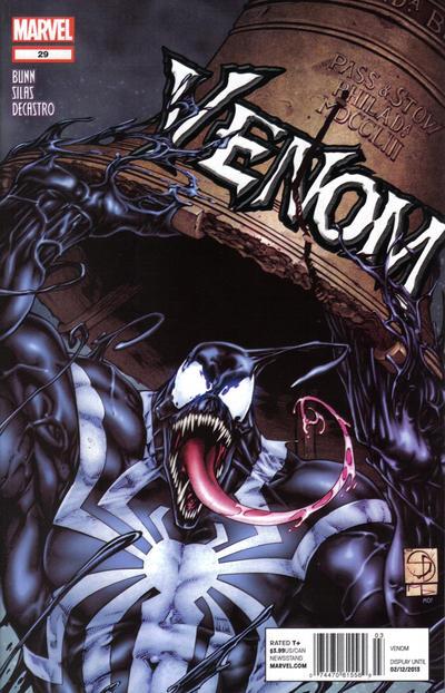 Cover for Venom (Marvel, 2011 series) #29