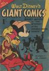 Cover for Walt Disney's Giant Comics (W. G. Publications; Wogan Publications, 1951 series) #10