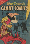 Cover for Walt Disney's Giant Comics (W. G. Publications; Wogan Publications, 1951 series) #10