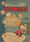 Cover for Walt Disney's Giant Comics (W. G. Publications; Wogan Publications, 1951 series) #6