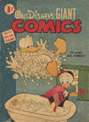Cover for Walt Disney's Giant Comics (W. G. Publications; Wogan Publications, 1951 series) #6