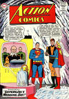 Cover for Action Comics (DC, 1938 series) #307