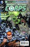 Cover for Green Lantern Corps (DC, 2011 series) #16 [Direct Sales]