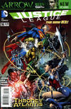 Cover Thumbnail for Justice League (2011 series) #16