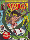 Cover for Savage Action (Marvel UK, 1980 series) #11