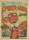 Cover for The Spectacular Spider-Man Weekly (Marvel UK, 1979 series) #334