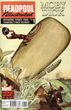 Cover for Deadpool Killustrated (Marvel, 2013 series) #1