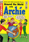 Cover for Archie Giant Series Magazine (Archie, 1954 series) #35 [Canadian]