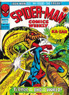 Cover for Spider-Man Comics Weekly (Marvel UK, 1973 series) #145