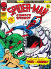 Cover for Spider-Man Comics Weekly (Marvel UK, 1973 series) #147