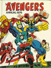 Cover for The Avengers Annual (World Distributors, 1976 series) #1976