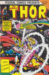 Cover for The Mighty Thor (Federal, 1984 series) #2