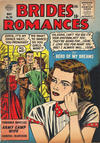 Cover for Brides Romances (Quality Comics, 1953 series) #20