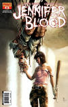Cover for Jennifer Blood (Dynamite Entertainment, 2011 series) #6 [Cover B]
