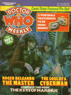 Cover for Doctor Who Weekly (Marvel UK, 1979 series) #7