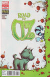 Cover for Road to Oz (Marvel, 2012 series) #4