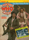 Cover for Doctor Who Weekly (Marvel UK, 1979 series) #21