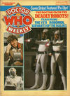 Cover for Doctor Who Weekly (Marvel UK, 1979 series) #25