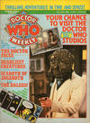Cover for Doctor Who Weekly (Marvel UK, 1979 series) #27