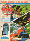 Cover for Doctor Who Weekly (Marvel UK, 1979 series) #33