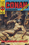 Cover for Conan (Semic, 1984 series) #2/1984