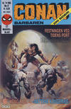 Cover for Conan (Semic, 1984 series) #7/1985