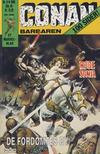 Cover for Conan (Semic, 1984 series) #9/1985