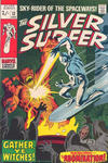 Cover Thumbnail for The Silver Surfer (1968 series) #12 [UK Price Variant]