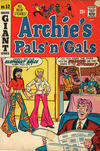 Cover for Archie's Pals 'n' Gals (Archie, 1952 series) #52
